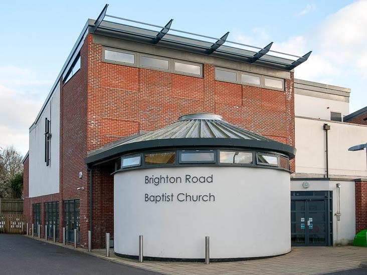 Brighton Road Baptist Church Find Us